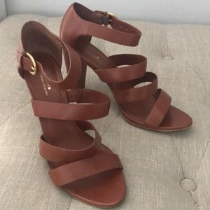 Kate Spade Saturday Strappy Sandals Heels 8